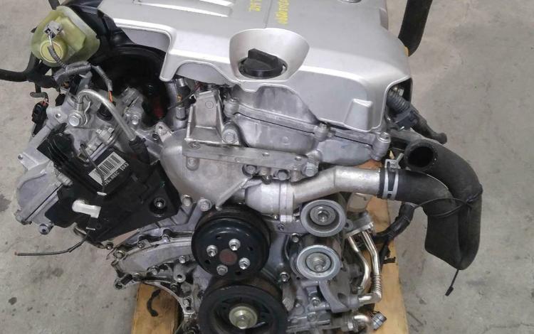Двигатель 2GR Lexus RX350 за 620 000 тг. в Алматы