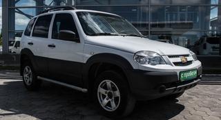 Chevrolet Niva 2017 года за 3 720 000 тг. в Уральск