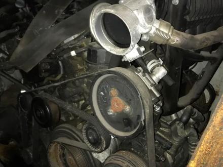 Мерседес Е210 двигатель 611 612 с Англии за 4 600 тг. в