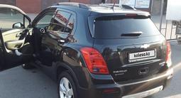 Chevrolet Tracker 2014 года за 4 900 000 тг. в Алматы – фото 2