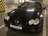 Mercedes-Benz SL 500 2001 года за 5 000 000 тг. в Алматы