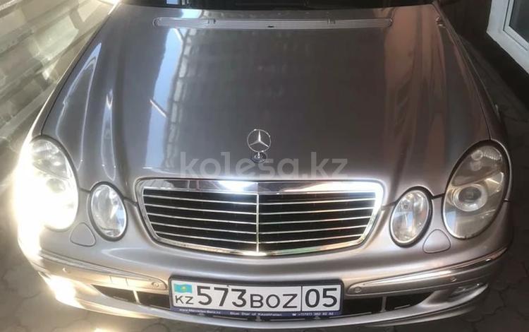 Бампер Mercedes Benz w211 дорестайлинг сток за 60 000 тг. в Алматы
