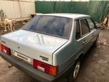 ВАЗ (Lada) 21099 (седан) 2002 года за 650 000 тг. в Уральск – фото 2