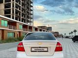Chevrolet Aveo 2011 года за 2 900 000 тг. в Актау – фото 5