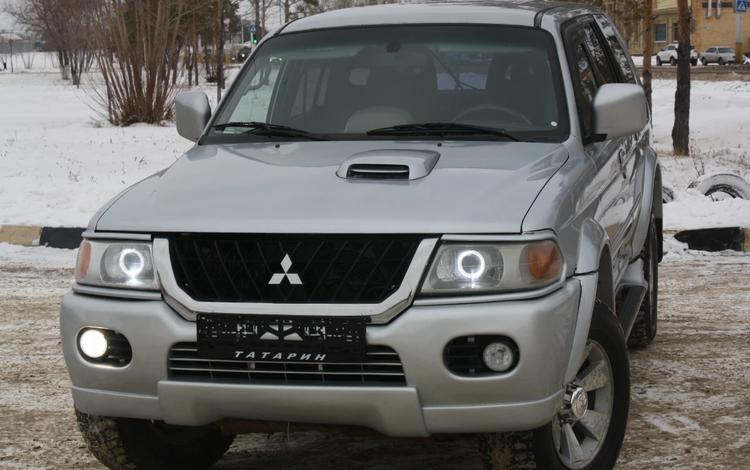 Mitsubishi Pajero Sport 2005 года за 3 950 000 тг. в Костанай