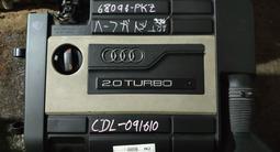 Двигатель CDL (CDLA, BHZ, CDLB) Audi A3, 2.0 Turbo за 550 000 тг. в Нур-Султан (Астана) – фото 3