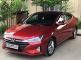 Hyundai Elantra 2019 года за 8 400 000 тг. в Алматы