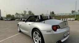 BMW Z4 2004 года за 6 700 000 тг. в Алматы – фото 5