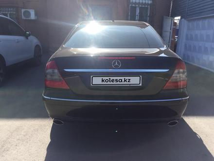Mercedes-Benz E 230 2008 года за 5 500 000 тг. в Караганда – фото 6