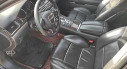 Audi A8 2006 года за 4 500 000 тг. в Алматы – фото 5