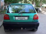Volkswagen Golf 1994 года за 1 400 000 тг. в Костанай – фото 5