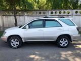 Lexus RX 300 2000 года за 3 650 000 тг. в Алматы – фото 5