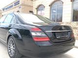 Mercedes-Benz S 350 2007 года за 6 200 000 тг. в Туркестан – фото 3