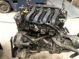 Двигатель K4M Renault 1.6 за 3 500 тг. в Алматы