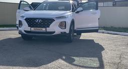Hyundai Santa Fe 2019 года за 14 500 000 тг. в Костанай