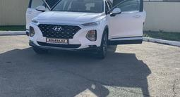 Hyundai Santa Fe 2019 года за 14 500 000 тг. в Костанай – фото 4