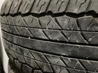 Комплект б/у Dunlop 265/65/17 за 50 000 тг. в Нур-Султан (Астана)