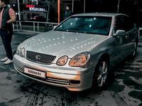Lexus GS 300 2000 года за 2 400 000 тг. в Алматы