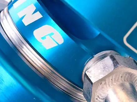 Амортизаторы передние усиленные для Mercedes G-class — KING за 540 000 тг. в Алматы – фото 6