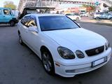 Lexus GS 300 2002 года за 4 250 000 тг. в Алматы
