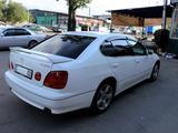 Lexus GS 300 2002 года за 4 250 000 тг. в Алматы – фото 4