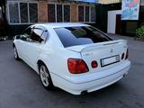 Lexus GS 300 2002 года за 4 250 000 тг. в Алматы – фото 5