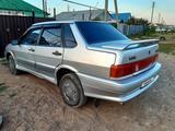 ВАЗ (Lada) 2115 (седан) 2004 года за 700 000 тг. в Уральск – фото 4