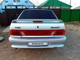 ВАЗ (Lada) 2115 (седан) 2004 года за 700 000 тг. в Уральск – фото 5