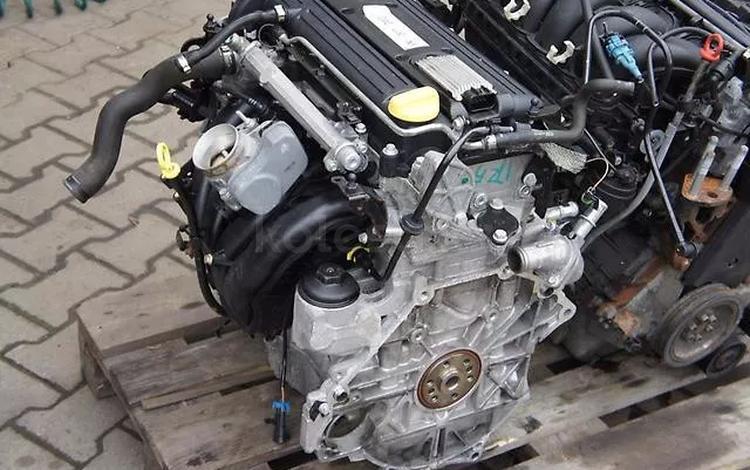 Двигатель (АКПП) на Opel Zafira A, Z22SE за 240 тг. в Алматы
