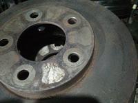 Тормозные диски на 3.0 литра за 14 000 тг. в Алматы