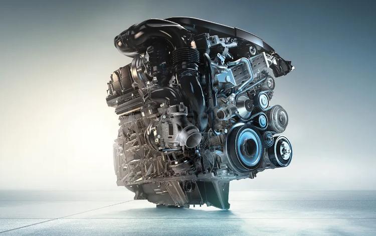 Контрактный двигатель к Ford за 100 500 тг. в Алматы