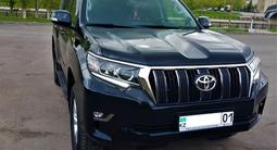 Toyota Land Cruiser Prado 2019 года за 20 600 000 тг. в Нур-Султан (Астана) – фото 2