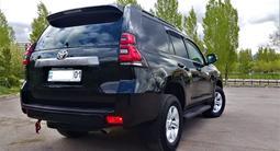 Toyota Land Cruiser Prado 2019 года за 20 600 000 тг. в Нур-Султан (Астана) – фото 4
