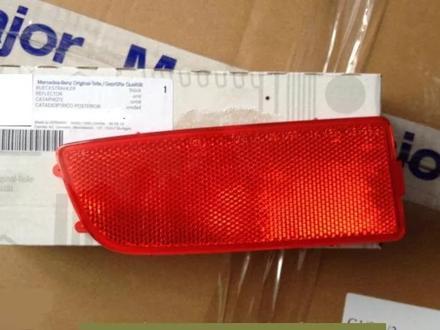 Угол клык ласта бампера Крафтер катафот в бампер буксировочная петля за 6 500 тг. в Алматы – фото 2