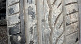 235/55r17 бу хорошом состояние Dunlop за 10 000 тг. в Алматы