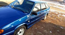 ВАЗ (Lada) 2114 (хэтчбек) 2005 года за 695 000 тг. в Алматы – фото 2