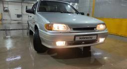 ВАЗ (Lada) 2115 (седан) 2005 года за 1 150 000 тг. в Нур-Султан (Астана) – фото 4
