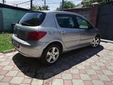 Peugeot 307 2005 года за 2 100 000 тг. в Алматы – фото 5