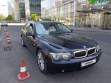BMW 760 2003 года за 3 800 000 тг. в Алматы – фото 4