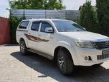 Toyota Hilux 2013 года за 8 950 000 тг. в Алматы – фото 2