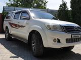 Toyota Hilux 2013 года за 8 950 000 тг. в Алматы – фото 3