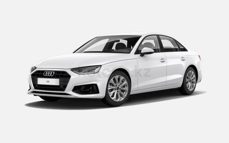 Audi A4 40 TFSI 2021 года за 17 734 600 тг. в Алматы