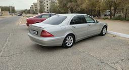 Mercedes-Benz S 320 1999 года за 2 900 000 тг. в Кызылорда – фото 5
