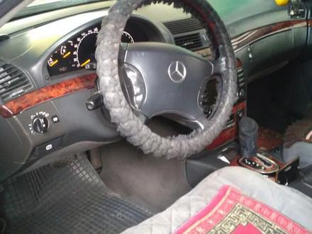 Mercedes-Benz S 500 2004 года за 4 300 000 тг. в Алматы – фото 3