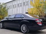 Mercedes-Benz S 500 2007 года за 6 500 000 тг. в Актау – фото 5