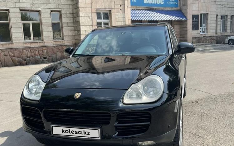 Porsche Cayenne 2005 года за 5 800 000 тг. в Алматы