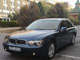 BMW 735 2003 года за 5 100 000 тг. в Алматы – фото 2