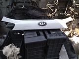 Накладка на крышку багажника Каренс за 50 000 тг. в Алматы