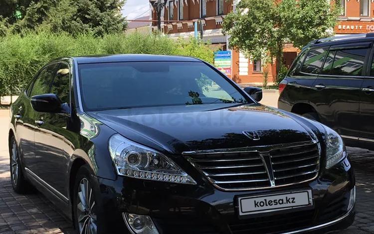 Hyundai Equus 2014 года за 6 500 000 тг. в Уральск