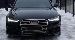 Audi A6 2017 года за 17 550 000 тг. в Нур-Султан (Астана)